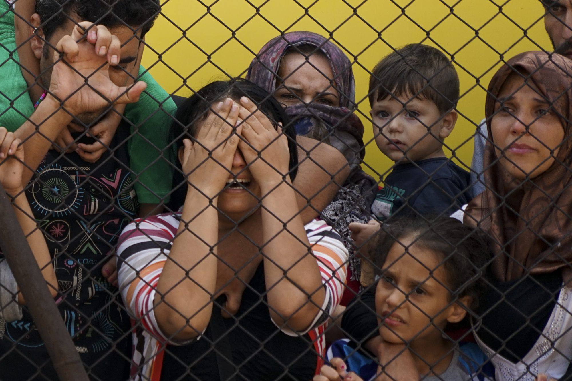 Refugees Outside Canada