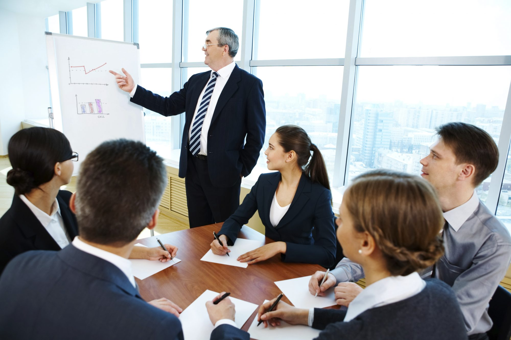 Business Corporate Training Services