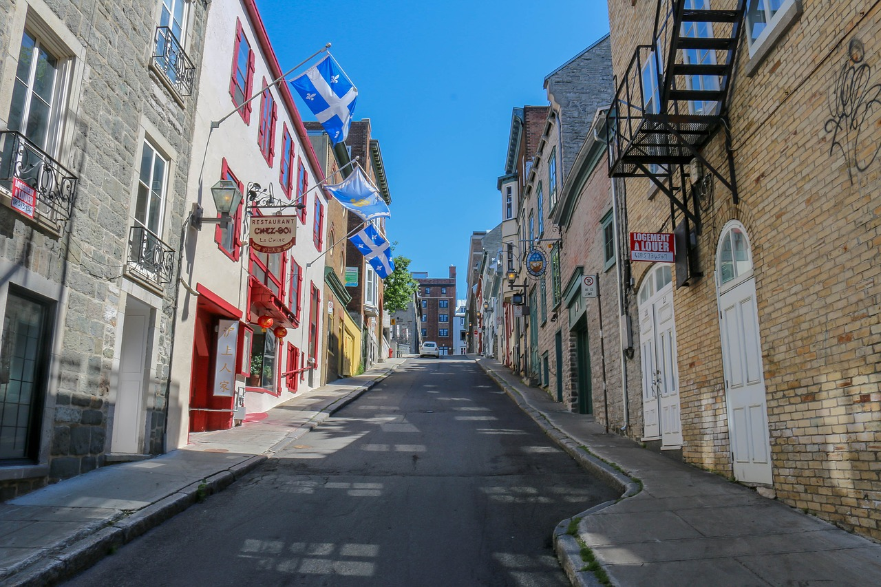 Quebec skilled workers program